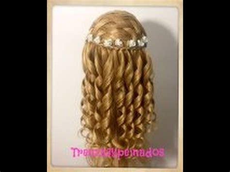 trenza cordon frances con canasta / french braid with