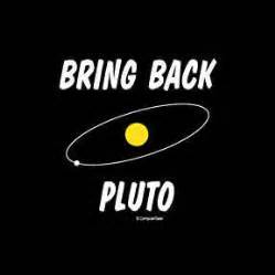 bring back the king the new science of de extinction bloomsbury sigma books vote wearing this bring back pluto t shirt