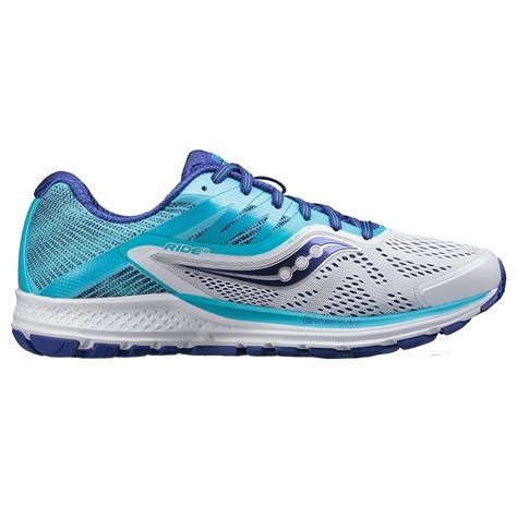 saucony ride womens running shoes saucony ride 10 running shoes s run appeal