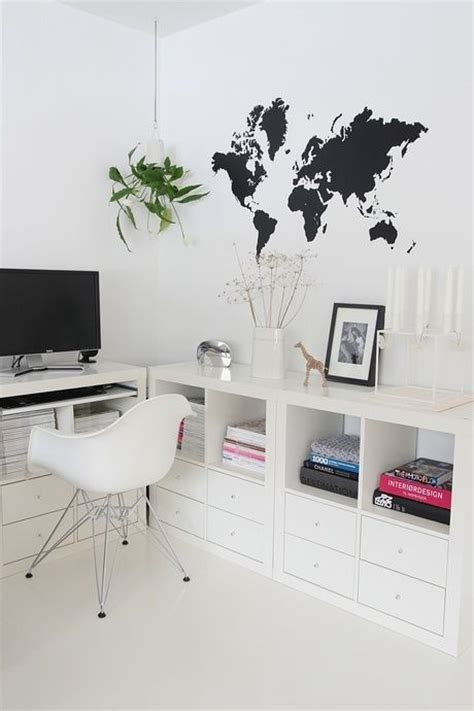 best 25 kallax desk ideas on ikea desk shelf