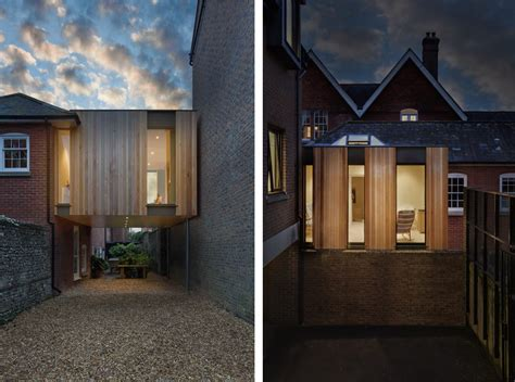 what is an a frame house the austen house is a tiny timber clad home suspended