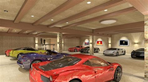 17 best images about luxury car garage on