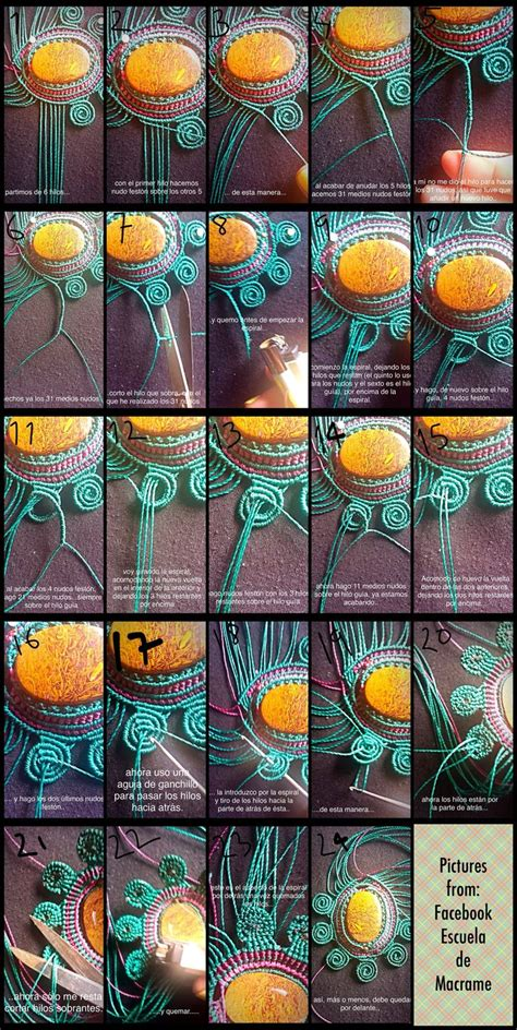 Macrame Step By Step - 25 best ideas about micro macrame on macrame
