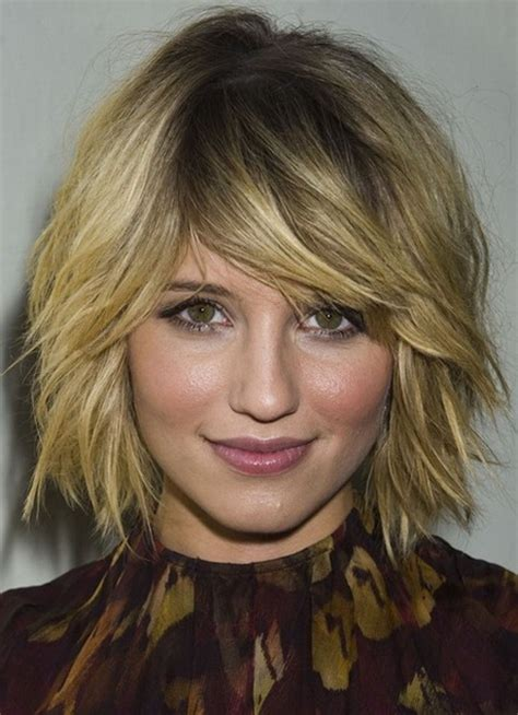 short choppy layered with bang for fine hair long face short choppy hairstyles for fine hair