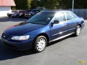 2001 eternal blue pearl honda accord lx sedan 72246176