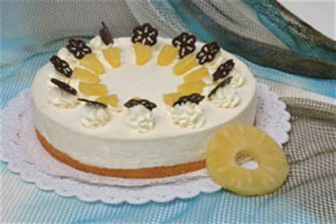 ananas sahne kuchen ananas quark sahne kuchen beliebte urlaubstorte