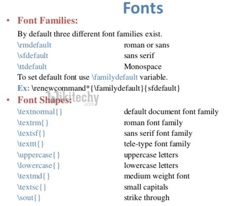latex tutorial beginner latex latex font latex default font by microsoft