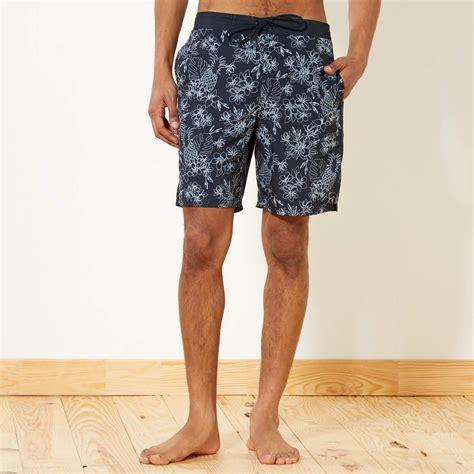 pantaloncini da bagno pantaloncini da bagno tricolori uomo kiabi 12 00