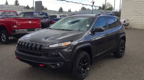 jeep granite 2017 granite jeep trailhawk