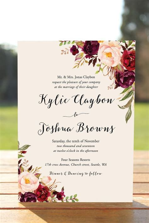 Invitation Design Pinterest | invitation cards for wedding ornamental wedding invitation