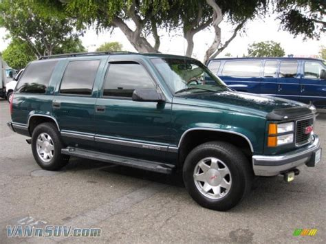 books on how cars work 1997 gmc yukon instrument cluster 1997 gmc yukon green 200 interior and exterior images