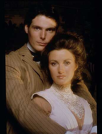christopher reeve tv shows elise mckenna christopher reeve in somewhere in time