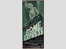 Rome Express - Wikipedia K 11 Poster