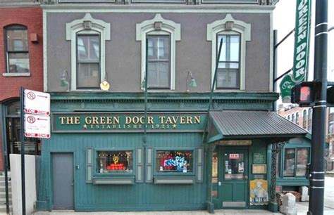 Green Door Chicago by Vacations With Capone Sightseeing Chicago S Gangster Years