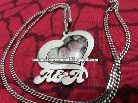 Kalung Nama Mahkota Monel Silver Perhiasan Nama Silver kalung foto nama casare monel jepara 085225716666 08562744036