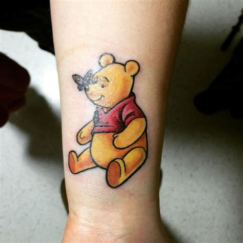 winnie the pooh tattoo 119 best images about tattoos on