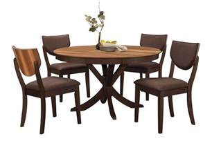 turner dining table 4 side chairs