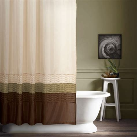 green brown shower curtain mia green and brown shower curtain curtain menzilperde net