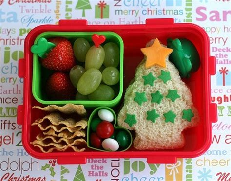 christmas themes lunch 10 christmas themed bento lunches for roc pinterest