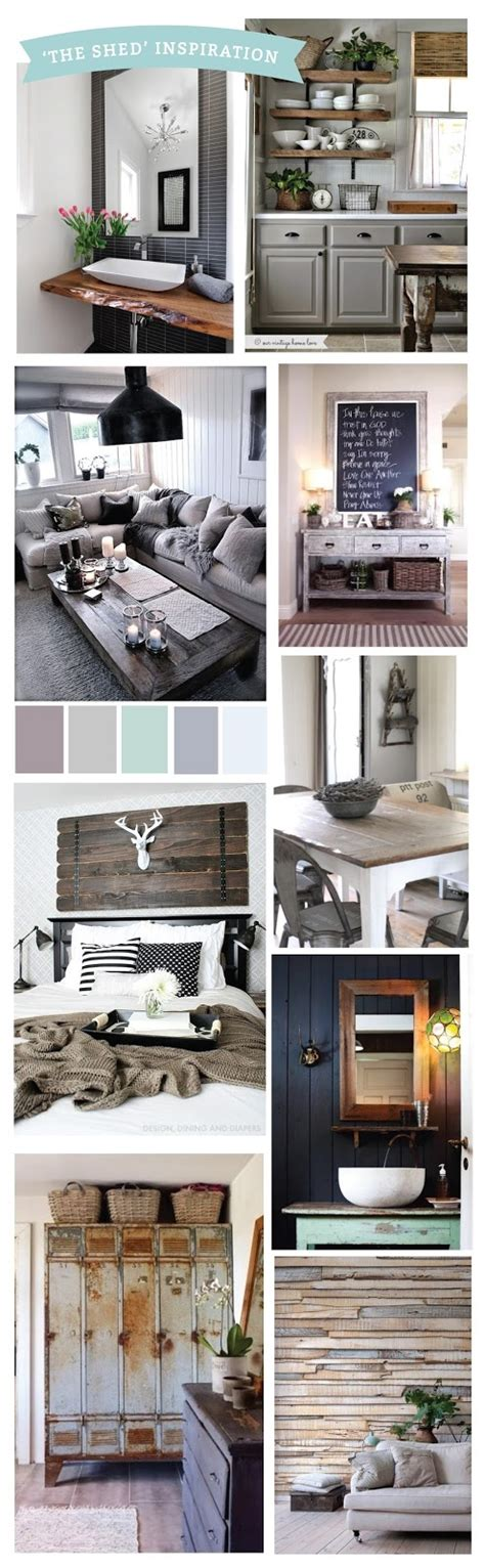 red shed home decor one red shed home design life moodboard interior