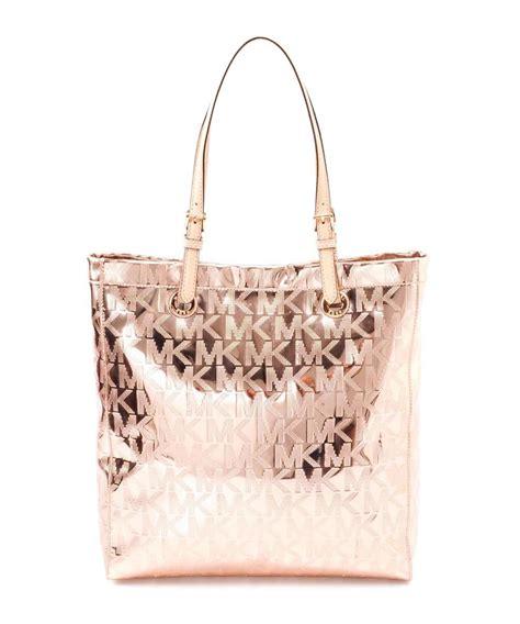 A 177 Rosegold gold handbags gold metallic handbags
