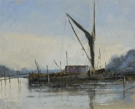 paint island suffolk pin mill 187 roy connelly