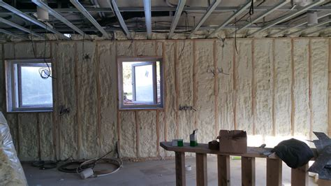 shed insulation experts spray foam services