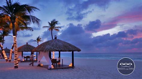 aruba romantic hotels resorts bucuti tara beach