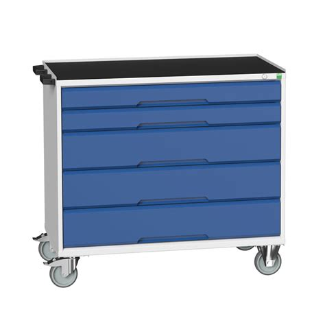 bott verso mobile roller cabinets 500w 5 drawers verso mobile cabinet 1050mm wide 5 drawer bott workplace