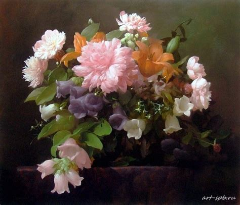 beautiful flower wall art decorative pictures
