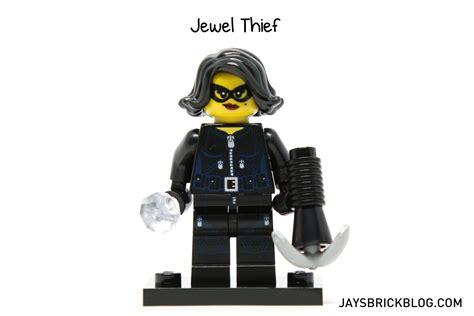 Lego Minifigure Series 15 Thief review lego minifigures series 15