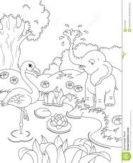 nature themed coloring pages free coloring pages of nature scene nature themed coloring