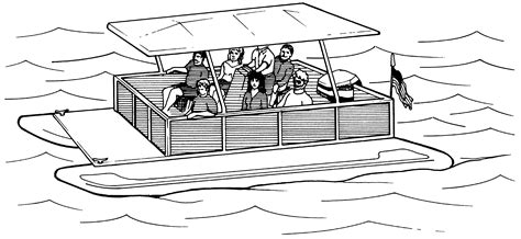 clipart pontoon boat clip art boat free caption pontoon boat what a