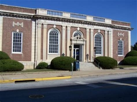 Westminster Md Post Office by The Complete County Rural Free Delivery Service
