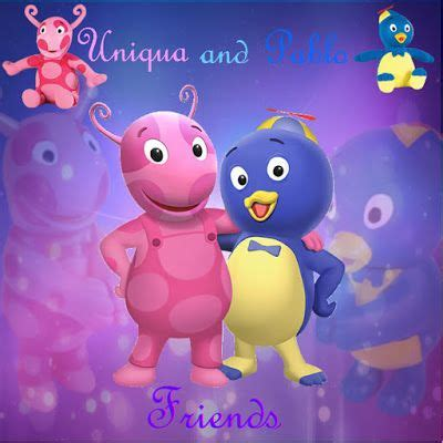 Backyardigans What Of Animals Are They 76 Best Images About Backyardigans On Nick Jr