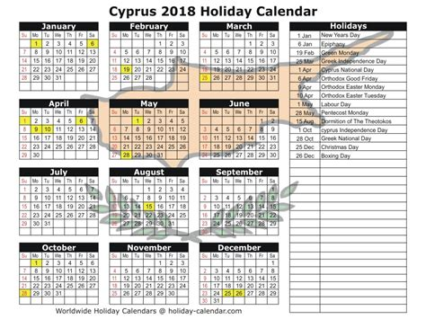 2018 Calendar Easter Dates Orthodox Easter 2018