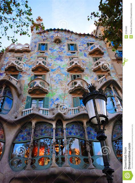 casa batllo  barcelona royalty  stock image image