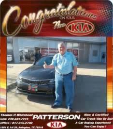 Patterson Kia Patterson Kia Of Arlington Kia Service Center