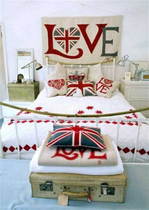 red white and blue bedroom decor 30 patriotic decoration ideas union jack themed decor in