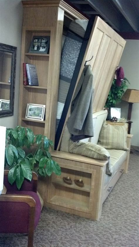 sofa murphy bed designed by montana murphy beds love that