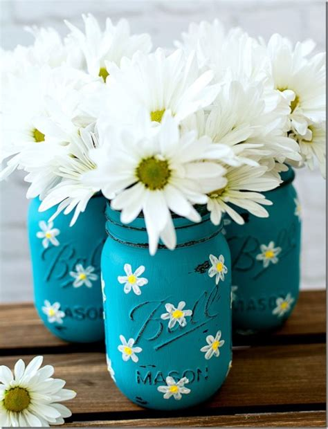 Easy Crafts For Home Decor by 40 Mason Jar Crafts Ideas To Make Amp Sell