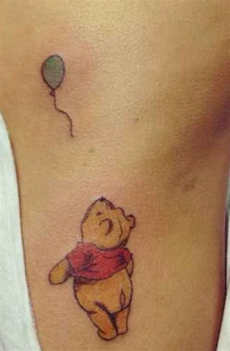 winnie the pooh tattoo top 100 disney ideas that evoke nostalgia
