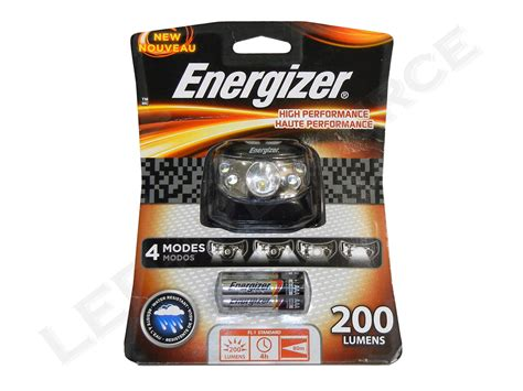 Headl Energizer Headlight 4 Led 2 Mode Cahaya Terang Free Baterai energizer high performance headlight review led resource