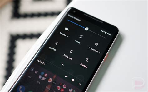 Android P by Android S Mode Not Coming In Android P After All