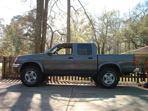 2000 nissan frontier lifted tygersgm1 2000 nissan frontier regular cab specs photos
