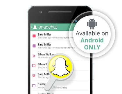 snapchat android monitor snapchat on android devices only pumpic