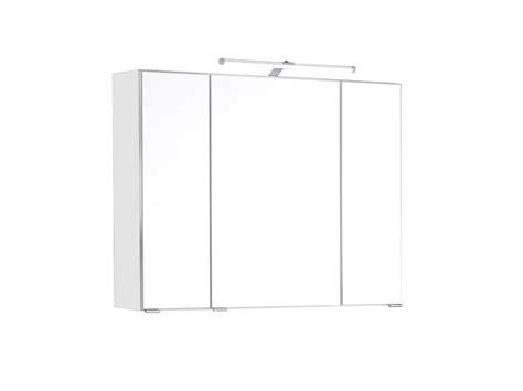 spiegelschrank 70 cm breit led bad spiegelschrank bologna 3 t 252 rig mit led