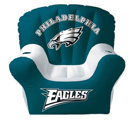 philadelphia eagles chair philadelphia eagles chair with two drink
