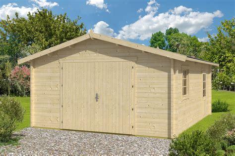 rydell log cabin garage 4 7 x 5 7m