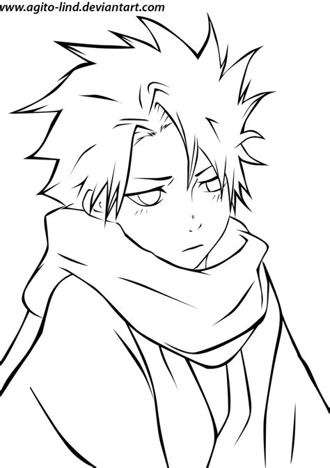 Anime Boy Coloring Pages Anime Print Color Craft by Anime Boy Coloring Pages